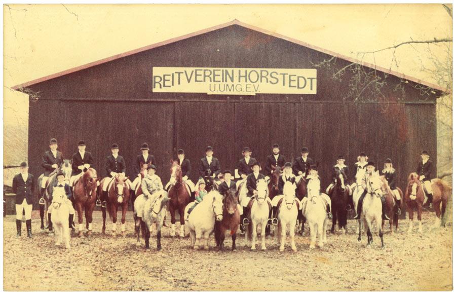 Reitverein Horstedt historisch